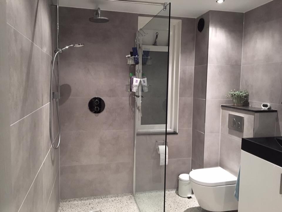 Badkamer verbouwen bouwbedrijf alkmaar